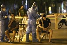 8月9日早上越南新增5155例 累计治愈出院病例71497例