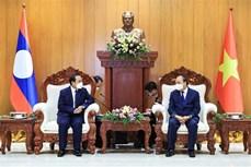 越南国家主席阮春福访老期间的系列活动