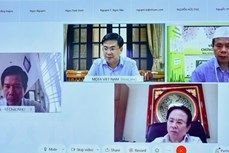 加强越南清真产业建设的国际合作