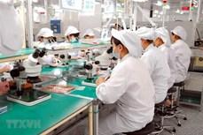 2021年前7个月越南手机及零配件出口额同比增长11.9%