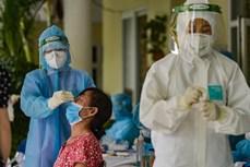 新冠肺炎疫情:河内市对130万人进行新冠RT-PCR检测