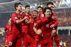 FIFA 8月排名:越南国足位居东南亚榜首