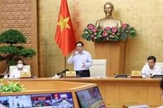 越南政府总理范明政:9月份越南国产新冠疫苗或将上市