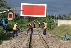 北南铁路线多各升级改造项目竣工
