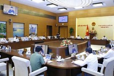 越南第十五届国会常委会第二次会议:确保国会第二次会议于2021年10月20日如期开幕