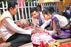 克鲁·阿查尔 --南部高棉族同胞的文化桥梁