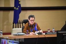 AIPA-42:东盟努力成为一体化与可持续发展的共同体