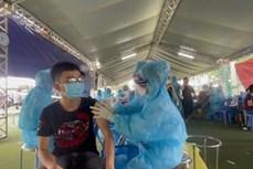 越南优先向经济火车头——东南部地区提供新冠疫苗