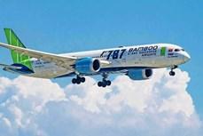 越南国家主席阮春福出席越竹航空与美国通用电气航空价值达20亿美元的合作协议签署仪式