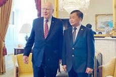 越南和美国进一步加强解决战争遗留问题的合作