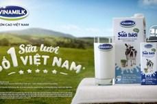 Vinamilk 以品牌价值和实力肯定了越南牛奶在全球市场上的位置