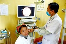 安沛省文安县做好少数民族同胞保健工作
