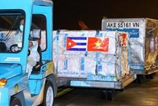 阮春福访问古巴和赴美出席联合国大会之旅:疫苗外交的巨大成功