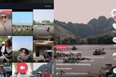 越南是TikTok旅游浏览量最高的25个国家之一