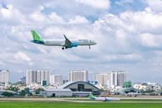 越南航空局支持越竹航班执行直飞美国的定期航班