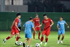 2022年世界杯预选赛:越南队做好与中国队交锋的准备