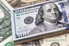 10月6日上午越盾对美元汇率中间价下调4越盾