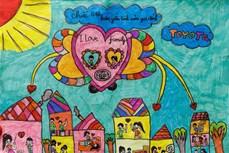 """第11届""""梦想之车""""儿童绘画比赛正式启动"""