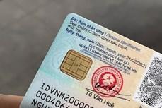 """越南将驾照、保险卡、疫苗""""绿卡""""集成于芯片公民身份证"""