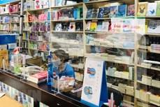 胡志明市图书街自10月9日起重新开放迎客