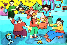 """Enikki Mitsubishi亚洲儿童绘画日记大赛""正式启动"