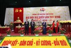 Tiến tới Đại hội XIII của Đảng: Xây dựng Tân Uyên trở thành huyện phát triển của tỉnh Lai Châu