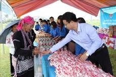 Thanh niên Lai Châu sáng tạo, tình nguyện vì cộng đồng