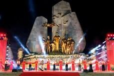 Kỷ niệm 63 năm ngày Bác Hồ về thăm Quảng Bình (16/6/1957-16/6/2020): Khánh thành Tượng đài Chủ tịch Hồ Chí Minh với nhân dân Quảng Bình