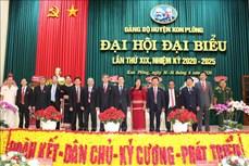 Tiến tới Đại hội XIII của Đảng: Đoàn công tác của Ban Bí thư làm việc tại Kon Tum