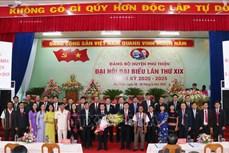Tiến tới Đại hội XIII của Đảng: Phú Thiện phấn đấu năm 2025 trở thành huyện nông thôn mới