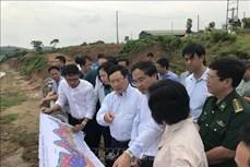 Phó Thủ tướng Phạm Bình Minh thăm và thị sát một số khu vực biên giới tại tỉnh Lào Cai