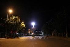 Dịch COVID-19: Quảng Trị thực hiện giãn cách xã hội 15 ngày ở thành phố Đông Hà