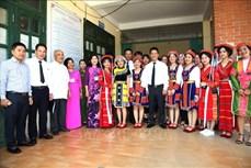 Học sinh vùng cao Hà Giang sẵn sàng bước vào năm học mới 2020-2021