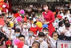 Gần 23 triệu học sinh trên cả nước khai giảng năm học mới 2020-2021