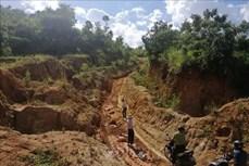 Phản hồi thông tin TTXVN: Đề xuất phương án đầu tư tuyến đường đến làng Đê Kôn