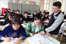 Ngôi trường thắp sáng ước mơ cho học sinh vùng khó tỉnh Cao Bằng