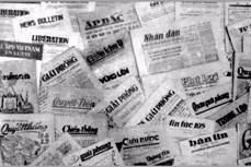60 năm Thông tấn xã Giải phóng: Lặng thầm sau những dòng tin (Bài 1)