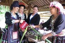 Lai Châu gắn phát triển du lịch với xây dựng nông thôn mới