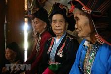 Độc đáo lễ hội Pang Phoóng của đồng bào dân tộc Kháng