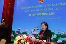 Xây dựng Đảng và hệ thống chính trị: Lai Châu bầu chức danh chủ chốt của HĐND tỉnh