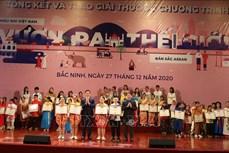 """Tổng kết và trao thưởng Chương trình """"Thiếu nhi Việt Nam vươn ra thế giới"""""""