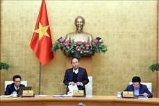 Thủ tướng Chính phủ phân công cơ quan chủ trì soạn thảo văn bản