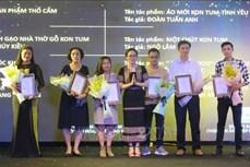 """Khai mạc triển lãm và trao giải """"Ảnh đẹp du lịch Kon Tum"""" năm 2020"""