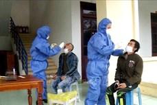 Việt Nam tiếp tục ghi nhận 12 ca mắc COVID-19 nhập cảnh