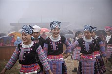 Lễ hội Gầu Tào huyện Mai Châu năm 2021