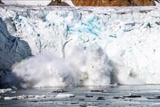 Băng trên Trái Đất đang tan nhanh hơn so với 30 năm trước