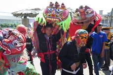 Múa sư tử mèo - Di sản văn hóa phi vật thể quốc gia xứ Lạng