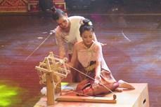 Gia huấn ca nữ của người Khmer Nam Bộ