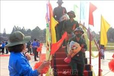 Kon Tum : Tiến hành lễ giao nhận quân nhanh gọn, đảm bảo công tác phòng chống dịch COVID-19