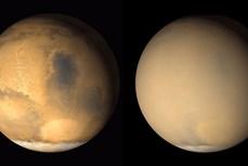 Những bức ảnh đẹp nhất về sao Hỏa